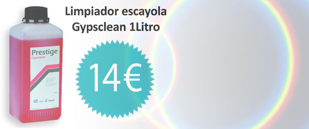 Limpiador escayola Gypsclean 1Litro